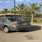 بي ام دبليو BMW 740li 2002
