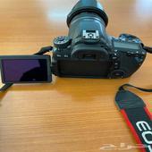 كاميرا كانون D70 إحترافية