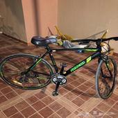 دراجة اباتشي هجين Apache المنيوم