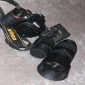 كاميرا نيكون Nikon3200