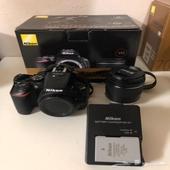 كاميرة نيكون d5600 واغراضه