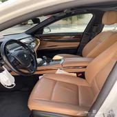 BMW 740 موديل 2014