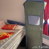 سرير اطفال خيمة - زحليقة