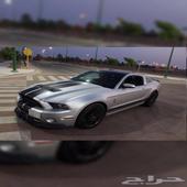 موستنق شلبي GT500 2014