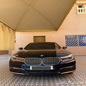 بي إم دبليو 730 luxury فل 2019