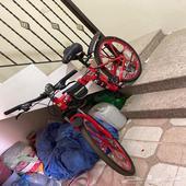سيكل ( دراجه رياضيه ) لاندروفر ينصفط