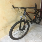 دراجة هوائية مقاس (26) HILCO PRO