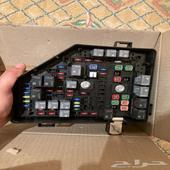 علبة فيوزات لكابرس 2012