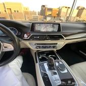 bmw - BMW موديل 2019 Li730حجم