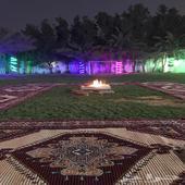 استراحة النجوم شمال الرياض 0501814455