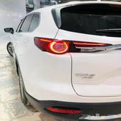 مازدا CX9 فل كامل شقنتشر 2019 شبه جديد ممشى قليل