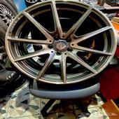 جنوط مرسيدس S500 كلاس AMG موديل 2019 اصلي وكاله