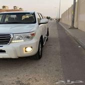 تويوتالاندكروزرGXRسعودي فل كامل2014نظيف جدا