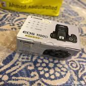 كاميرا كانون موديل EOS 1100d