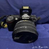 كاميرا Nikon D70s