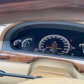 مرسيدس اس 500 بانوراما مو 2006 معدله الي 2013 AMG