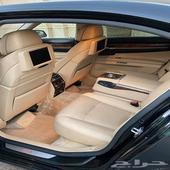 ( لوحه رقم 1 )BMW 2009 750