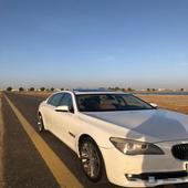 للبيع BMW 740 2010 تم تنزيل الحد