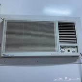 مكيف شباك الزامل نظيف حار بارد استخدام بسيط
