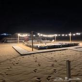 مخيم الشتاء
