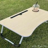 طاولات خشبية خفيفة الوزن لابتوب دراسة