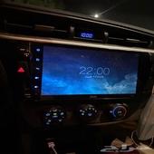 شاشة اندرويد RM كورلا 2015
