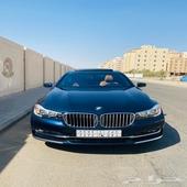 بي أم دبليو 730IL BMW 2016 على الضمان