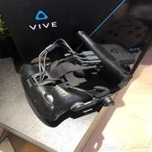 جهاز الواقع الافتراضي HTC VIVE Wireless