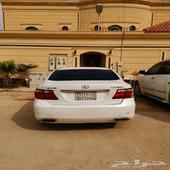 لكزس LS460 لارج سعودي 2007 للبيع