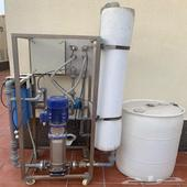 Water desalination plant for sale