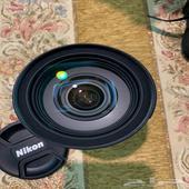 Nikon lens 24-120 عدسة نيكون