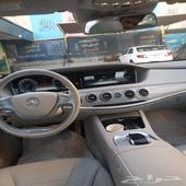 مرسيدس S500 هايبرد