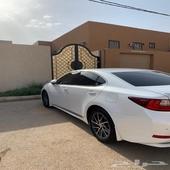 القصيم - السيارة  لكزس - GS