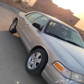 فورد فكتوريا سعودي 2011 ماشي 132 فيه جنب يمين ومكينته موضبه