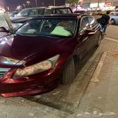 جدة - السيارة  هوندا - اكورد