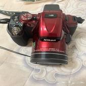 كاميرا نيكون للبيع (Nikon - coolpix p600)