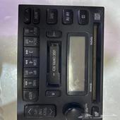 مسجل كورولا 2004 وكالة