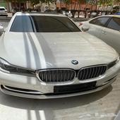 بحالة الوكاله BMW 730