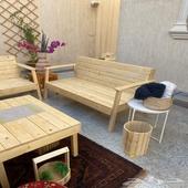 جلسات تفصيل خشب حسب الطلب