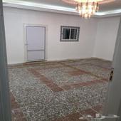شقة وملحق وسطح للايجار الهدا