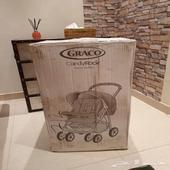 طقم عربة أطفال Graco