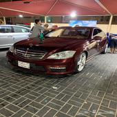 مرسدس S500