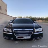 كرايسلر للبيع 2013 ماشي 187 الف كيلو سعودي