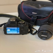 كاميرا احترافيه Nikon D3100