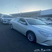 كامري موديل 2016 GLX ماشي 150 الف على الشرط