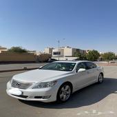 لكزس سعودي LS460 مديل 2012