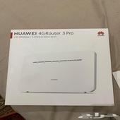 راوتر Huawei 4G 3 Pro للبيع