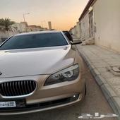 بي ام 2011 730 نظيف