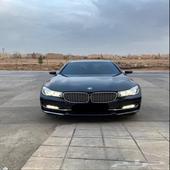 BMW-2017-730ممشى قليل ونظيف