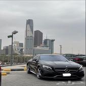 S63 coupe مرسيدس